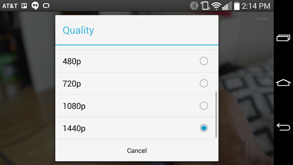 Как сделать 720 качество на ютубе - ПРОСПЕКТ