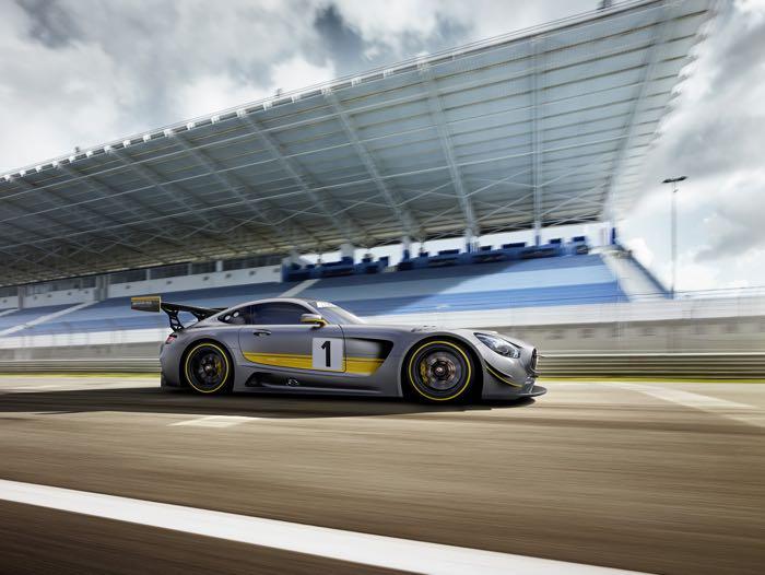 Mercedes AMG GT3 Hakkında Daha Fazlası Açıklandı!