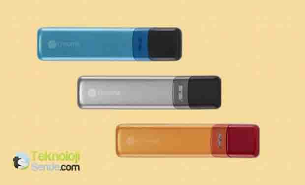 Bugüne kadar bazı üçüncü parti firmaların ürettiği USB bellek boyutundaki bilgisayar çözümlerine bir yenisi de Asus ve Google işbirliği ile geldi. Chromebit adı verilen USB bellek boyutundaki bilgisayar, televizyon ve monitöre takılarak kullanılılıyor.